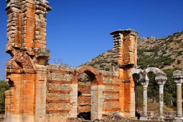 Ancient Theatre of Philipi